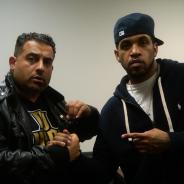 @DavieDro and lloyd banks in the studio